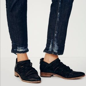 Free People Lost Valley Ankle Boots